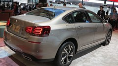 Citroën C5 : Un restylage réservé à la Chine