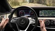 Mercedes Classe S : Pionnière de la conduite autonome présentée à Shanghai
