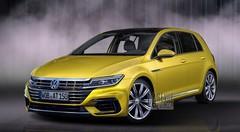 La Volkswagen Golf 8 est prévue pour 2019, avec plus de premium