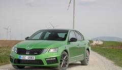 Essai Skoda Octavia RS TDI : la sportive à papa (et à tout faire)