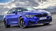 BMW M4 CS : encore un petit peu plus de puissance