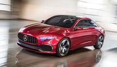 Mercedes-Benz Concept A Sedan : le style de la Classe A 2018