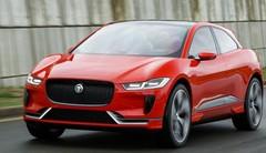 Un Jaguar I-Pace un peu plus réaliste se balade à Shanghai