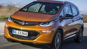 L'Opel Ampera-E à 39 330 € serait retardée en 2018