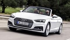 Essai Audi A5 Cabriolet 2017 : à découvert