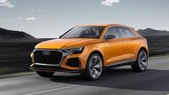 Audi prépare son SQ8
