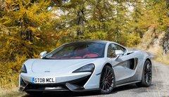 McLaren 570S : bientôt en spider
