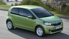 Skoda Citigo sera la première voiture électrique de constructeur