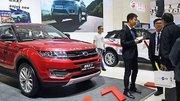 Le plagiat automobile se porte bien en Chine