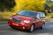 Essai Chrysler Grand Voyager : Le meilleur est dedans