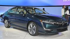 Honda Clarity : la famille est au complet
