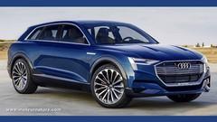 La future Audi électrique disponible à la commande