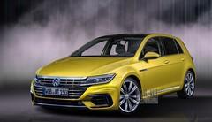 La Volkswagen Golf 8 est prévue pour 2019