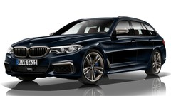 BMW M550d xDrive : 4 turbos et 400 chevaux !