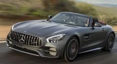 Mercedes AMG GT C Roadster à l'essai : quasi supercar