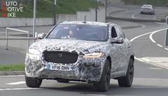 Jaguar F-Pace SVR : le Macan Turbo dans le viseur !