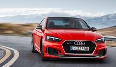 Audi RS5 : de 0 à 100 km/h en 3,9 s