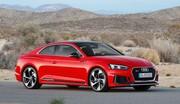Audi RS5 : disponible à partir de 95 000 €
