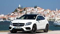 Essai Mercedes-AMG GLA 45 4MATIC : le SUV rabaissé