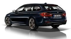 BMW lève le voile sur la M550d xDrive
