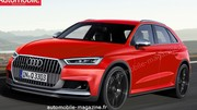 Futur Audi Q3 : Rendez-vous en 2018