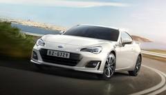 Subaru BRZ, la phase 2 est en France !