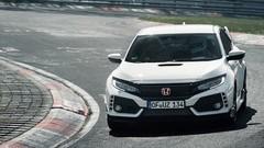 Honda Civic Type R Mk10 2017 : Nouveau record Nürburgring