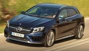 Mercedes GLA 45 AMG : la version restylée à l'essai... encore plus puissante