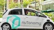 Voiture autonome : le français PSA avec l'américain nuTonomy