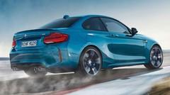La « nouvelle » BMW M2 Facelift dévoilée en avance
