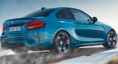 Le restylage de la BMW M2 prend de l'avance