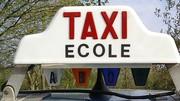 Les dépôts de bilan d'auto-écoles et de taxis ont augmenté
