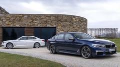 BMW 530e & M550i xDrive : le grand écart