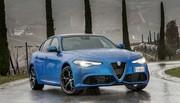 Essai Alfa Romeo Giulia Veloce 2.0 TB 280 ch : La berline décomplexée