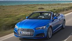 Essai Audi A5 Cabriolet 2017 : Priorité au grand air