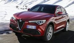 Alfa Romeo Stelvio 2017 : nouveaux 2.2 Diesel 150 et 2.2 Diesel 180 Q4