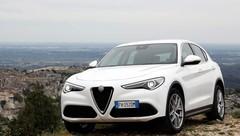 Essai Alfa Romeo Stelvio : esprit du trèfle es-tu là ?