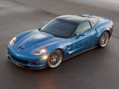 Chevrolet Corvette ZR1 : le plein de sensations !