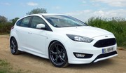 Essai Ford Focus ST-Line Diesel 150 ch : Un look sport !