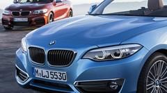 BMW Série 2 restylée : Des diodes et un écran tactile