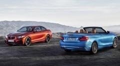 Restylage : petit lifting pour les BMW Série 2 Coupé et Cabriolet