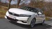Honda Clarity Fuel Cell 2017 : premier essai de la Honda à hydrogène