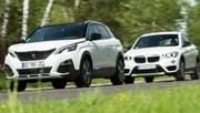 Essai : Le Peugeot 3008 défie le BMW X1 !