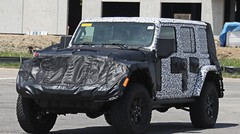 Jeep Wrangler 2018 : Place à l'habitacle