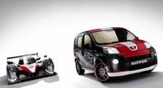 Peugeot Beeper Beep Beep : L'utilitaire sportif