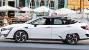 Essai Pourquoi Honda mise sur la voiture électrique à hydrogène