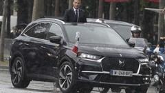 DS 7 Crossback Présidentiel, la nouvelle voiture de Macron en détails
