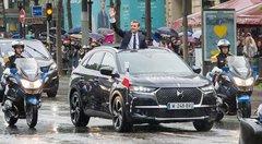 On a roulé dans le DS 7 Crossback du Président Macron, et avant lui !