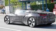 La BMW i8 enlève le haut
