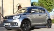 Essai Suzuki Ignis Allgrip SHVS 2017
